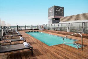 Hotel AC Alicante piscina eventos blogger